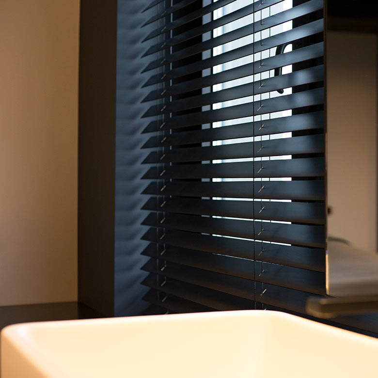 black-wooden-blinds-edinburgh