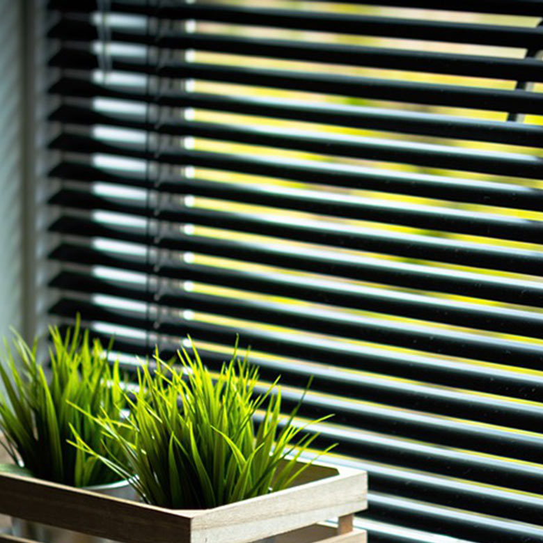 the venetian blind range
