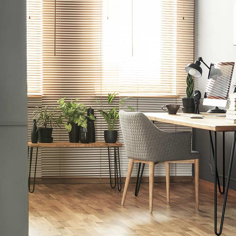 office-wooden-blinds